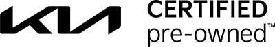 Kia Certified Pre-Owned Program logo